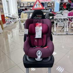 BRITAX ROEMER Автокресло KING II LS Black Series (9-18 кг)