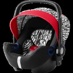 BRITAX ROEMER Автокресло Baby-Safe² i-Size (0-13 кг)