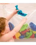 CLIPPASAFE Сумка для игрушек в ванную