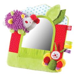HAPPY BABY Развивающая игрушка-зеркало