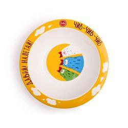 HAPPY BABY Глубокая тарелка FEEDING BOWL