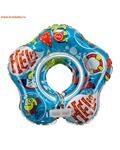 HAPPY BABY Музыкальный круг для купания Dolfy