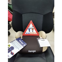 KENGA Бустер HAPPY BOY&GIRL LB-311 (18-50 кг)
