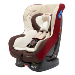 DAIICHI Автокресло DualWell™ Organic Red (0-18 кг)