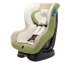 DAIICHI Автокресло DualWell™ Organic Green (0-18 кг)