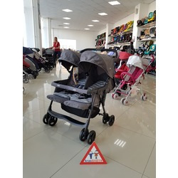 JOIE Прогулочная коляска для двойни Aire™ twin (10,4кг)