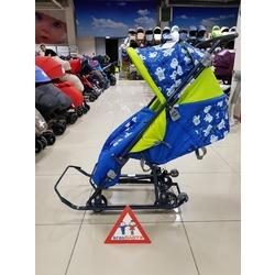 Nika Kids Санки -коляска УМКА 3